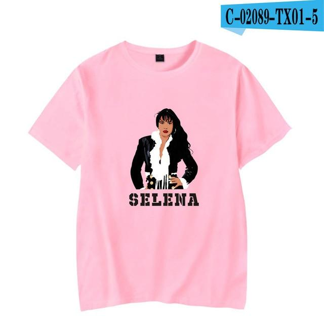 Selena T-Shirt | Many Styles to Choose From - Sp-oiled!