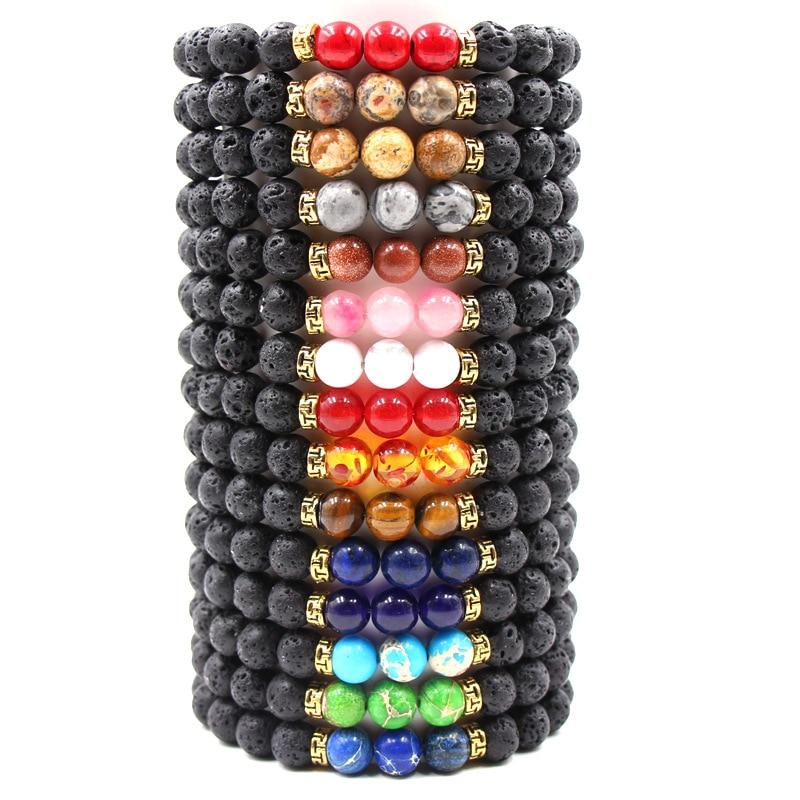 Exquisite Fall Diffuser Beaded Bracelet | 18 Colors to Choose From