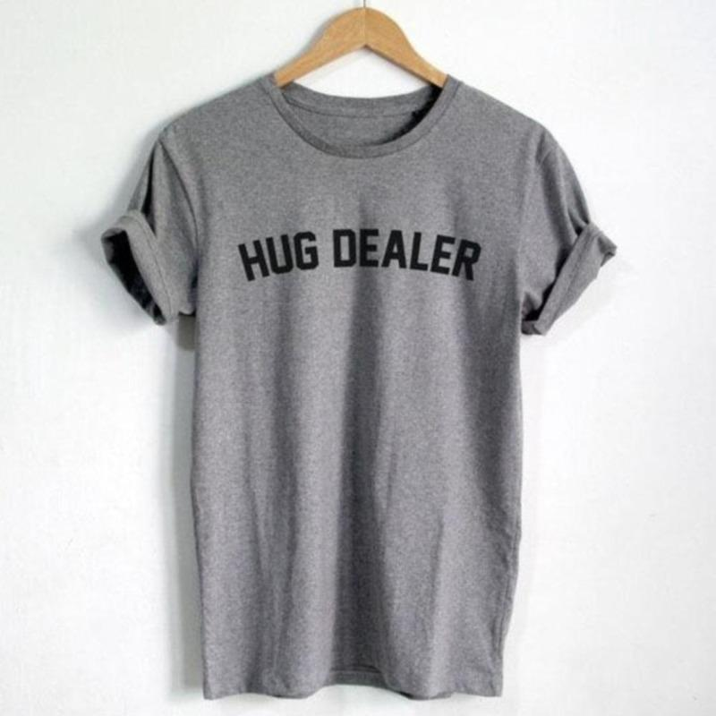 Hug Dealer T-Shirt - Sp-oiled!