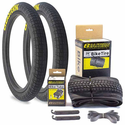 Tire and Tube Repair Kits by Eastern Bikes