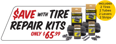 try our 26 inch tire/tube kit