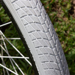 304 20 inch bike tire 1.75 inch wide white