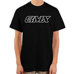 EBMX Outline Tee (black)