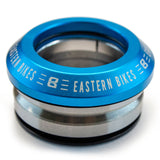 eastern bikes 45/45 headset integrated sealed bearing blue-2 anodized