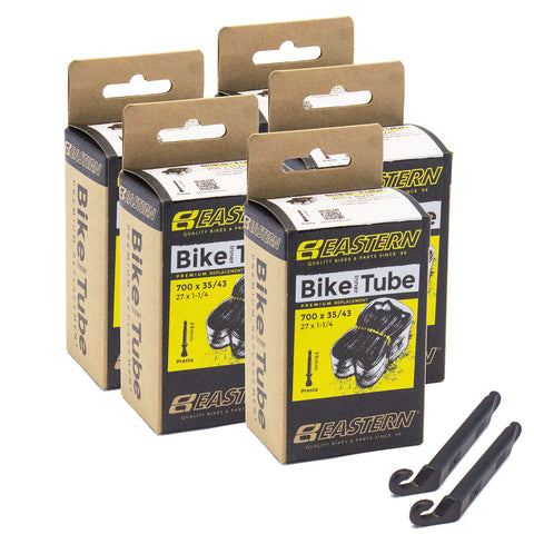 700c Tube Repair Kit (5-pack)- Presta Valve 39mm