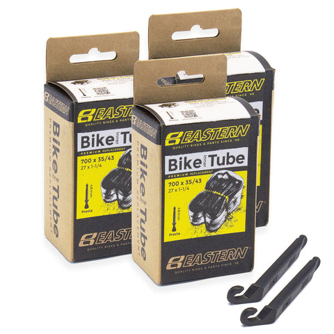 700c Tube Repair Kit (3-pack)- Presta Valve 48mm