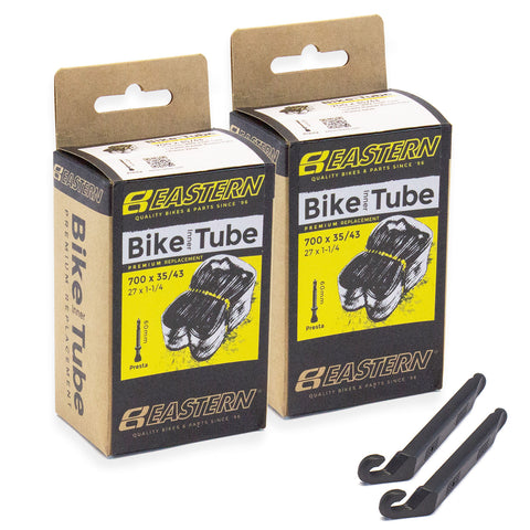 700c Tube Repair Kit (2-pack)- Presta Valve 60mm