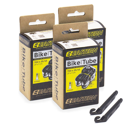 700c Tube Repair Kit (3-pack)- Schrader Valve