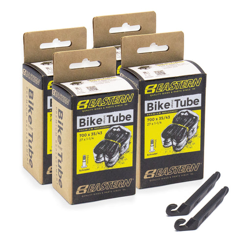 700c Tube Repair Kit (4-pack)- Schrader Valve