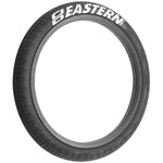 eastern bikes 20 inch x 2.2 throttle tires 100psi black white 1