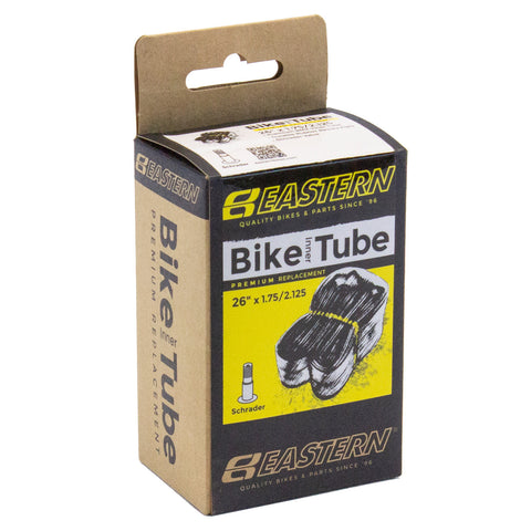 eastern bikes 26 inch schrader bike tube