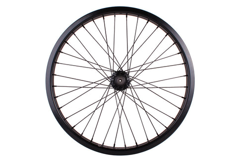 ezra bmx freecoaster rear wheel professional bmx wheel black anodized