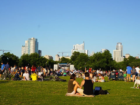 Blues on the Green - Zilker Park