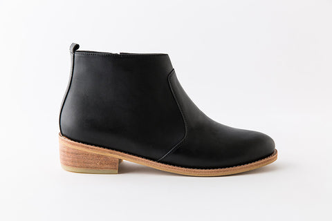 Cara Black Bootie - Fortress of Inca