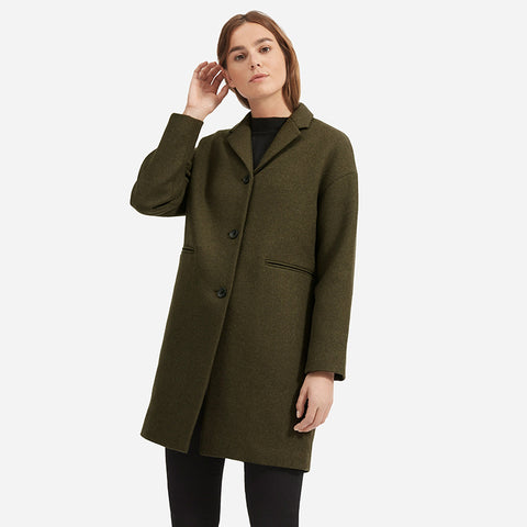 Everlane Cucoon Coat