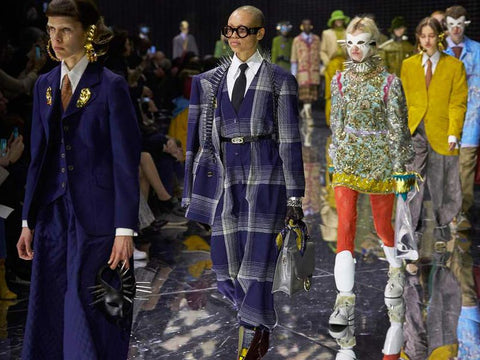 Gucci Fashion Show - Kering Group