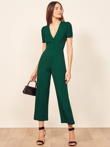 France Jumpsuit - Reformation