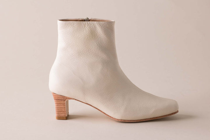 Huma Blanco Bolena Boot in Bone