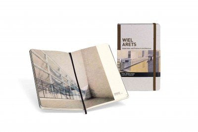 Moleskine Inspiration And Process In Architecture - Wiel Arets (Design And Architecture Books)
