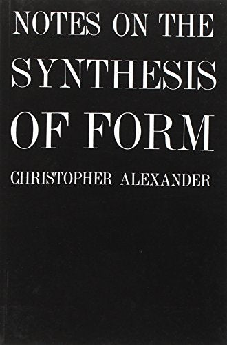 Notes On The Synthesis Of Form (Harvard Paperbacks)