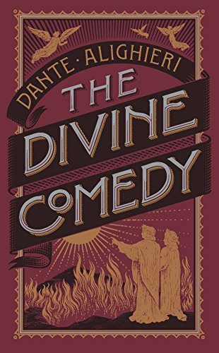 The Divine Comedy (Barnes & Noble Omnibus Leatherbound Classics) (Barnes & Noble Leatherbound Classic Collection)