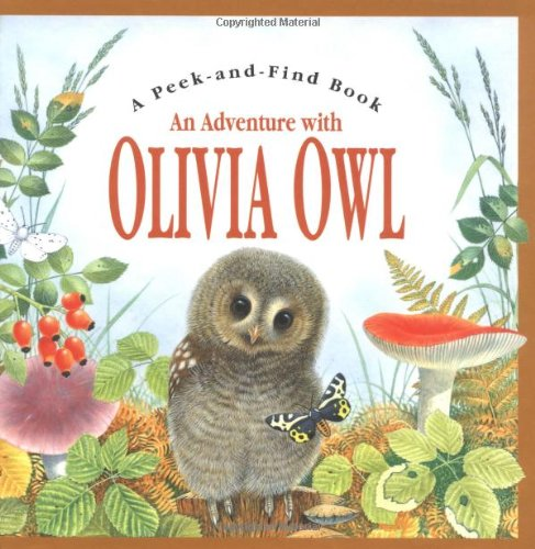 An Adventure With Olivia Owl (Peek And Find (Pgw))