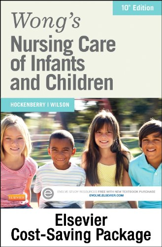 Wong'S Nursing Care Of Infants And Children - Text And Virtual Clinical Excursions Online Package, 10E