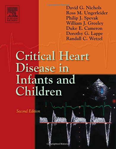 Critical Heart Disease In Infants And Children, 2E