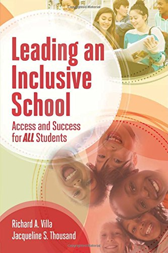 Leading An Inclusive School: Access And Success For All Students