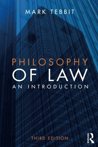 Philosophy Of Law: An Introduction