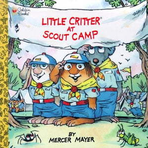 Little Critter At Scout Camp (Look-Look)