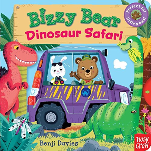 Bizzy Bear: Dinosaur Safari