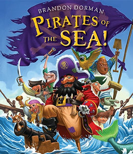 Pirates Of The Sea!