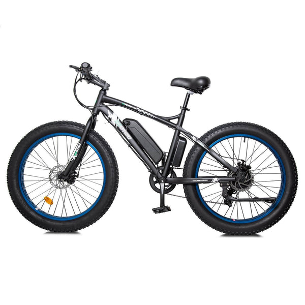 Ecotric Fat Tire Beach Snow Electric Bike-senior