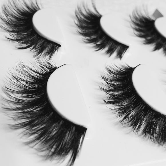Luxe Faux Mink Lash Collection