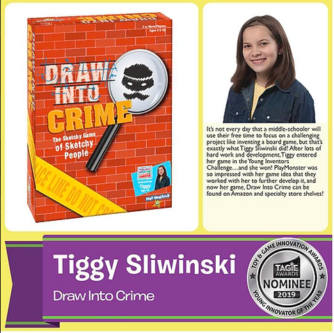 Draw Into Crime Day