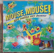 Mouse, Mouse! get outta my house