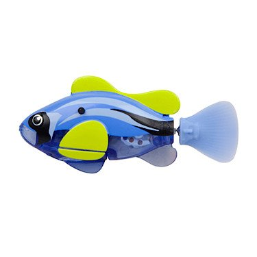 Robo Fish Water Activated Colors (Styles and Colors Vary)