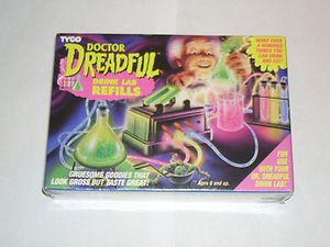 Tyco Doctor Dreadful Drink Lab Refills