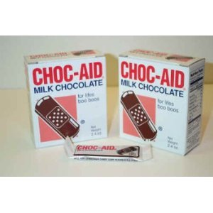 Choc-Aid Chocolate * - 12 Boxes