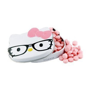 Hello Kitty Nerd Sours in Tin (Random; single tin)