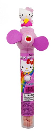Hello Kitty Candy Kitty Fan, 0.28 Ounce