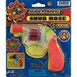 Ja-Ru Ring Cap Gun | Super Bang Snub Nose | Indoor and Outdoor Play