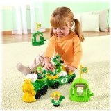 Fisher Price Little People St. Patrick's Day Parade Play Set