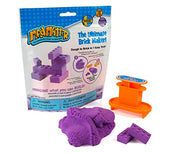 MAD MATTR Relevant Play The Ultimate Brick Maker (Purple, 2oz)