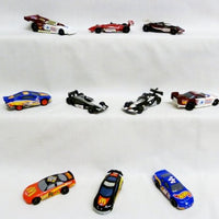 "McDonalds - Hot Wheels ""Once in a Lifetime"" Complete Happy Meal Set - 2000"