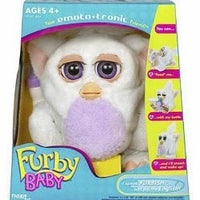 Furby Baby 2005 By Tiger Electronics - Your Emoto-Tronic Friend