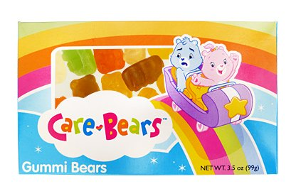 Care Bear Gummi 3.5Oz