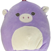 "SQUISHMALLOW 8"" Mia Baby Unicorn with Rattle"