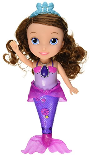Disney Sofia The First Mermaid Magic Princess Sofia Doll
